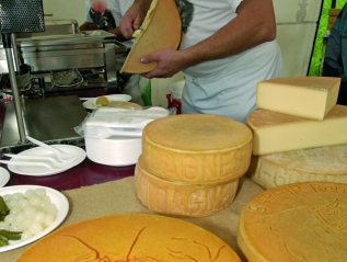 Fromagers et artisans