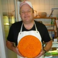 Eddy Baillifard, vice-pésident de l'interprofession du raclette du ValaisAOC