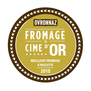 label fromage et cime d'or 2015