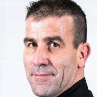 Philippe Ligron, chef de cuisine et chroniqueur radio pour l'émission «Bille en tête»