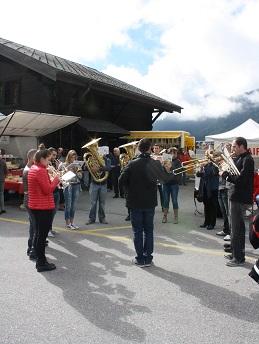 fromage et cime 2015 fanfare union instrumentale leytron