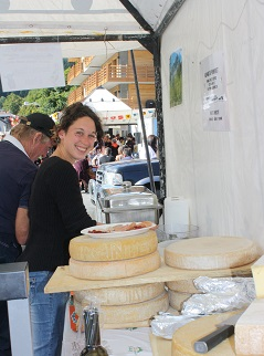 stand pointet fromage et cime 2015